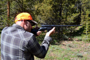shooting Henry XR-7