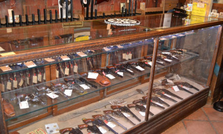 Cimarron Firearms at Texas Jacks