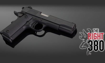 Browning 1911 .380 A Fun But Serious Firearm