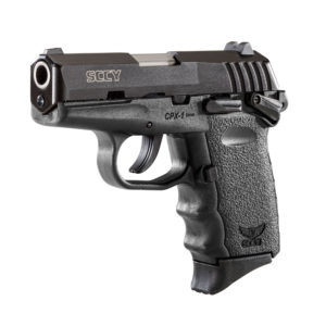 SCCY CPX-1 TTSG 9mm