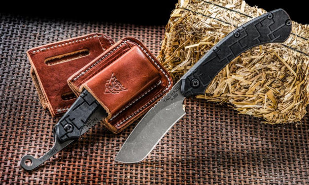 TAC-Raze by TOPS Knives