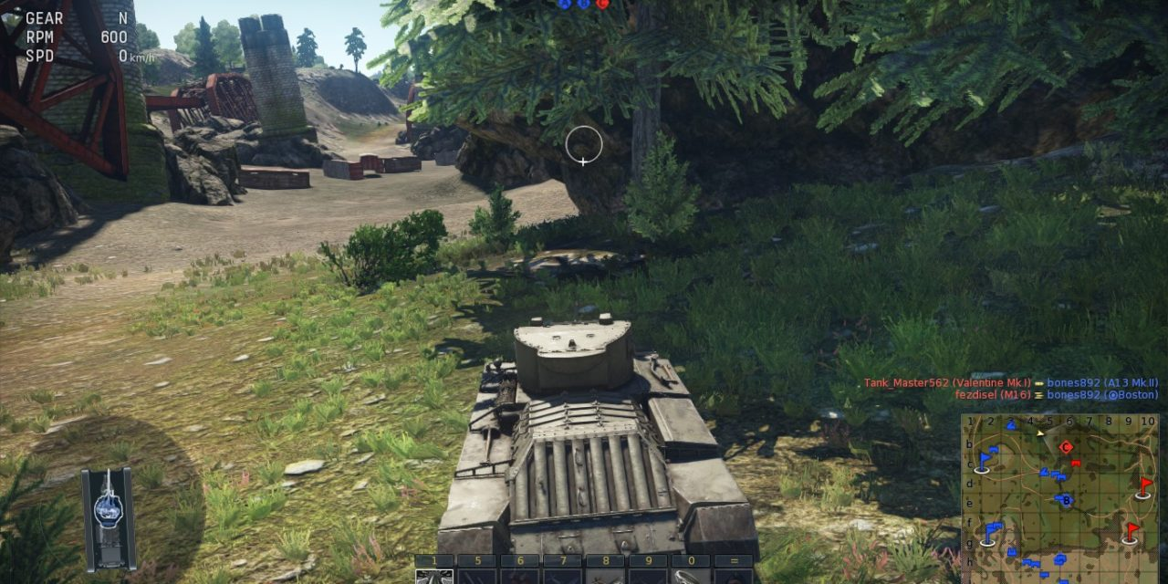 war thunder how to get tanks