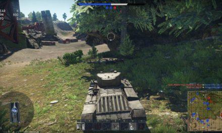 War Thunder, Tank Battles Arcade