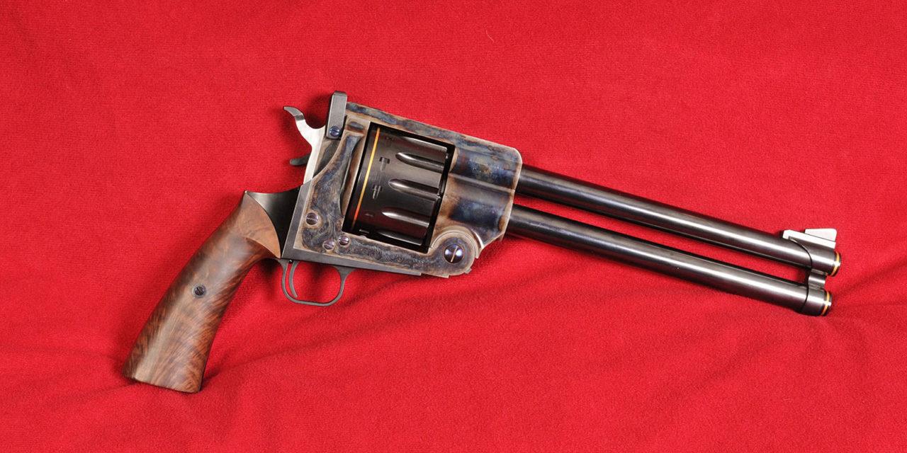 Hower 12 Shot Revolver