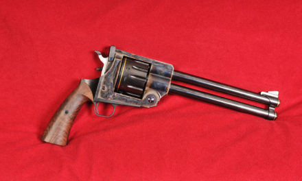 Hower 12 Shot Revolver