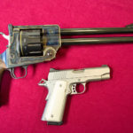 Hower's 12 shot revolver size