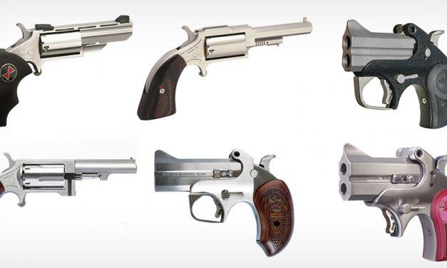Six Best American Made Mini Guns under $500