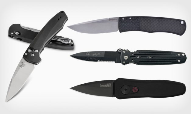 Four Great American Automatic Knives