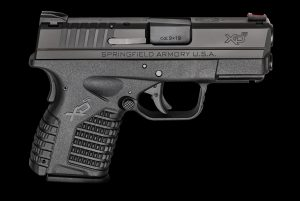 Springfield XD-S 3.3 9mm single stack