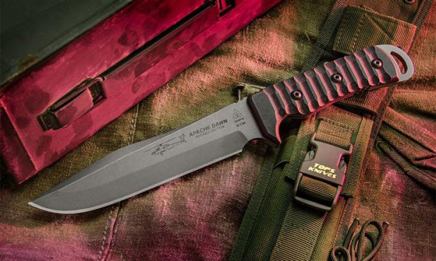 Apache Dawn Rockies Edition a Warrior's Blade Excellent for Sheepdogs