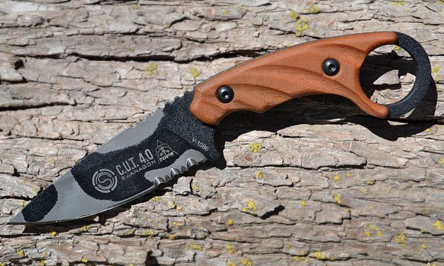 TOPS C.U.T. 4.0 Combat Utility Tool: A Perfect Companion For Warriors & Sheepdogs Alike