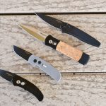 Four World Class Automatic Knives By Pro-Tech