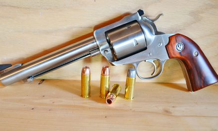 Ruger Super Blackhawk .480 Ruger – Best Large Bore Revolver