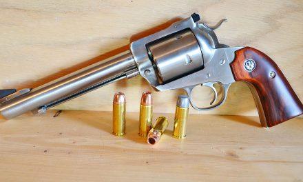 Ruger Super Blackhawk .480 Ruger – Best Large Bore Revolver