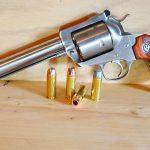 Ruger Super Blackhawk Bisley w/ ammo