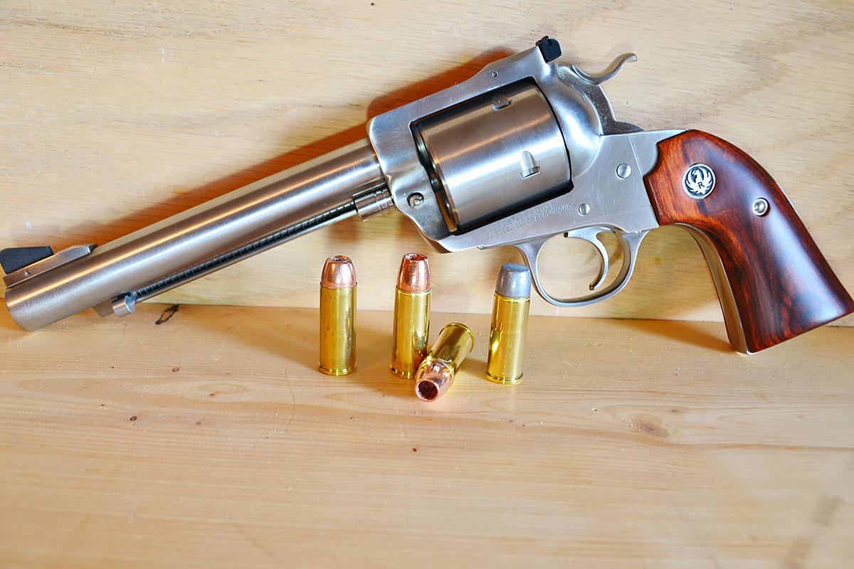 Classic Guns The Ruger Blackhawk Revolver