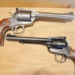 Ruger Super Blackhawk Bisley vs Super Single Six