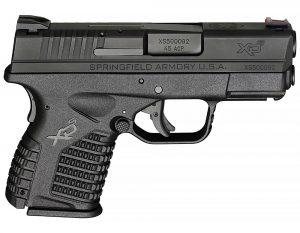 Springfield Armory XD Mod.2 3.3 black