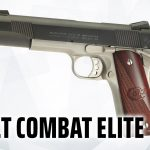 The Best 1911 .45 ACP: The Colt Combat Elite