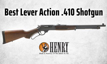 Henry Lever Action .410 Shotgun