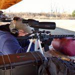 Ruger AR-556 MPR range testing