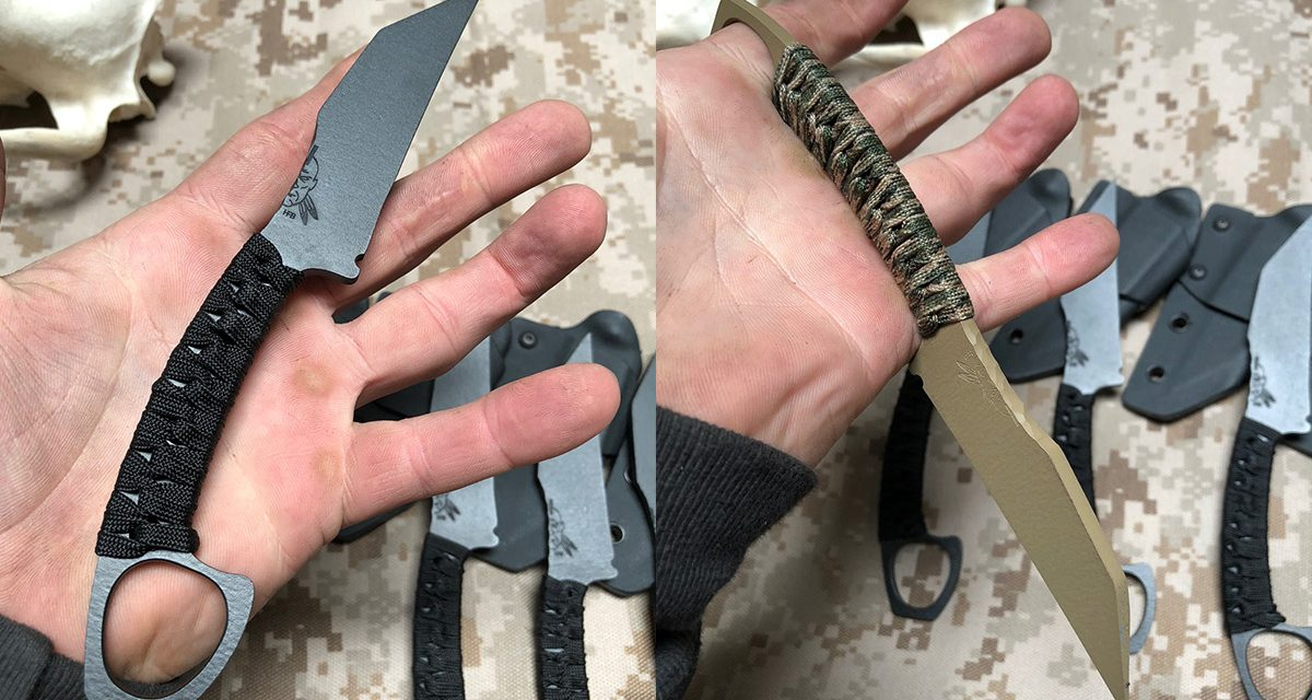 Best Self Defense Combat Knife Carried By Warrior SEALs