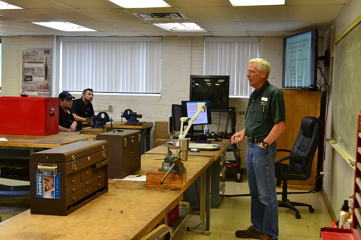 Murray State College Gunsmithing School | Named a Top School