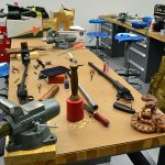 Murray State College gunsmithing shop