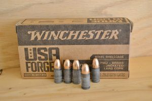 Winchester 9mm 115gr. FMJ