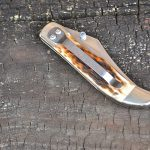 Case Mid-Folding Hunter pocket knife