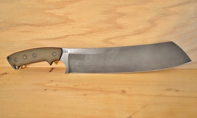TOPS El Chete: World's Best XL Survival Knife