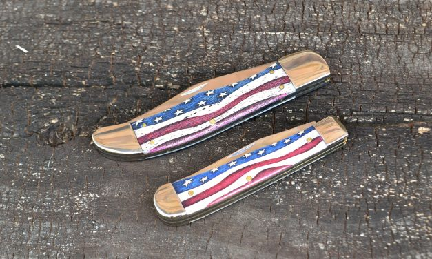Case Star Spangled Knife Line