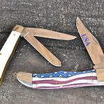 Case Star Spangled Knife