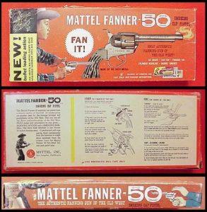 Mattel Fanner 50