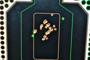 Ranger II target practice