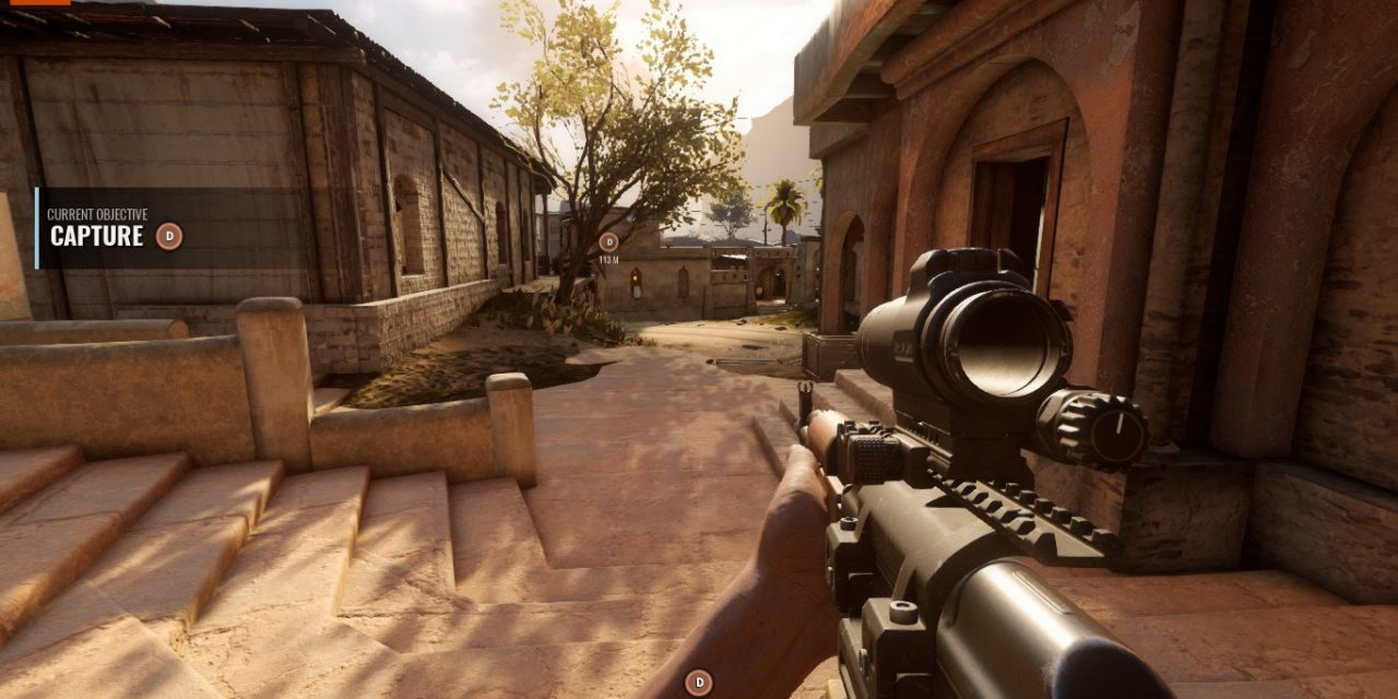 Insurgency Sandstorm PC Game from New World Interactive (BETA) Pt. 1