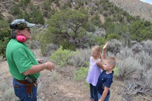 Firearms education with kids