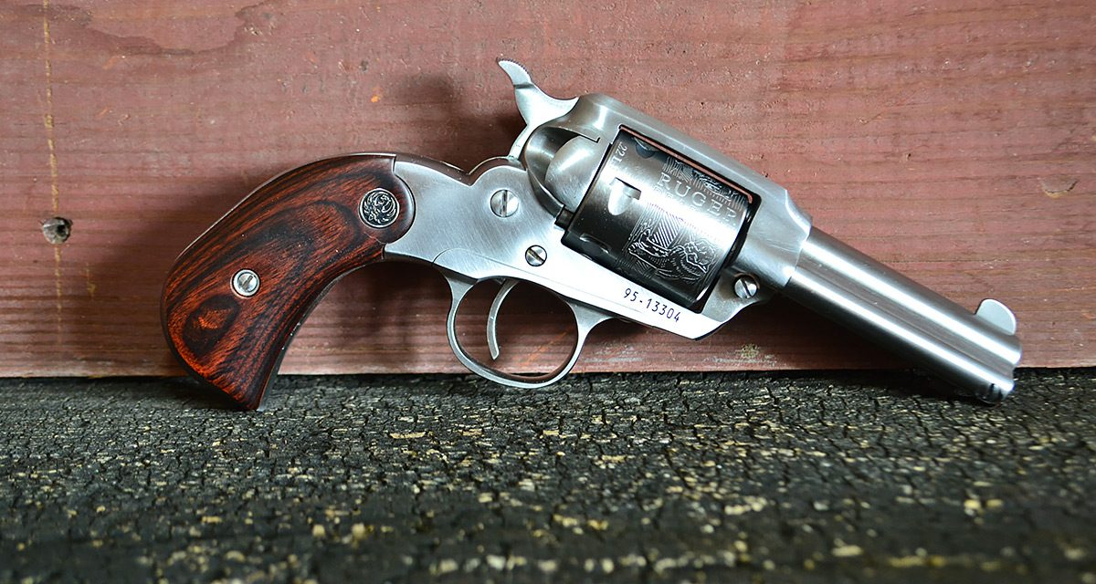 Ruger New Bearcat Shopkeeper: The Cutest .22 Revolver