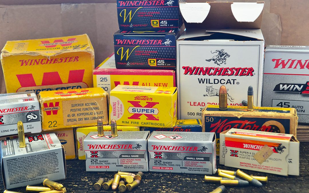 Winchester: Excellent Ammo for CCW & Duty