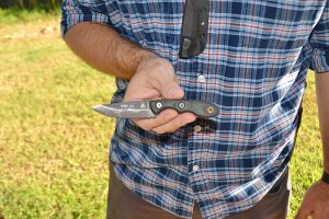 TOPS Scandi Knife