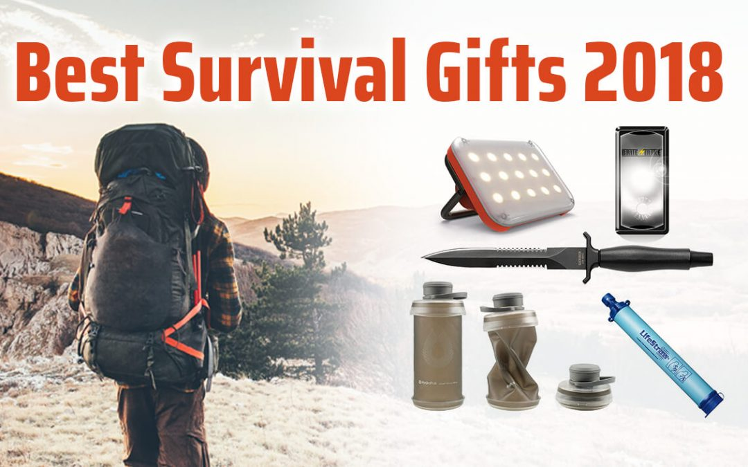 10 Best Survival Gifts in 2018