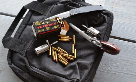 North American Arms Sidewinder Mini Revolver: Deadlier than a Rattler
