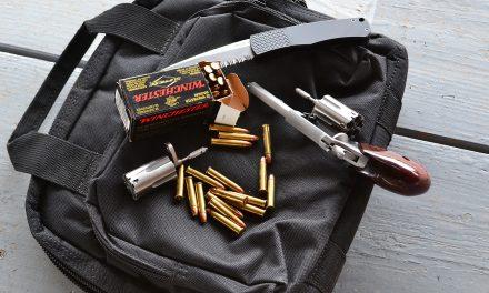North American Arms Sidewinder Mini Revolver: Deadlier than a Rattler