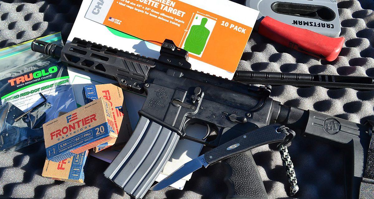 Rock River Arms LAR-15: One Fantastic AR Pistol