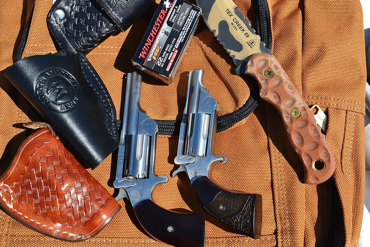 Ranger II 2.5 revolver