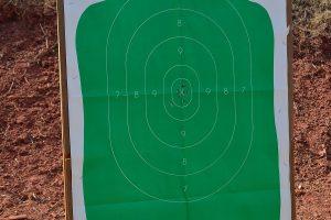 Sig P365 Target grouping