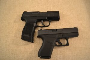 Sig Sauer P365 vs Glock