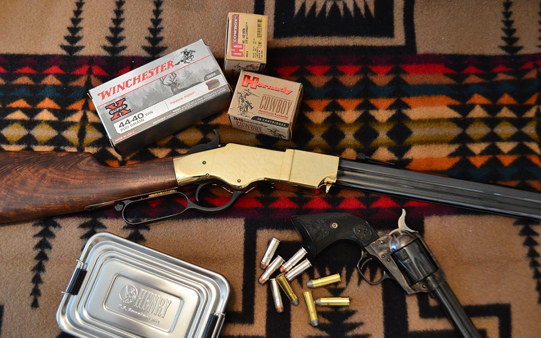 1860 Henry Rifle: The New Original Henry