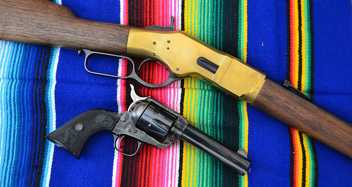 Winchester 1866 Lever Action
