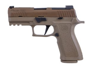 SIG P320 X-Carry Coyote